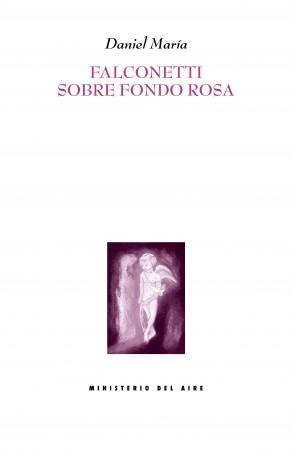 Falconetti sobre fondo rosa